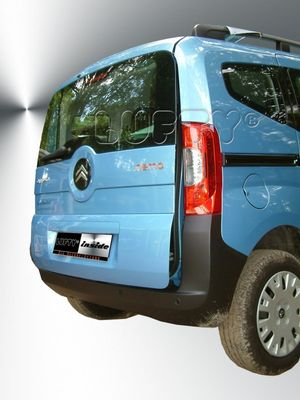 Lufty® - Citroen Nemo,  Peugeot Bipper, Fiat Fiorino III / Qubo – Bild 1