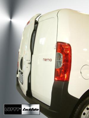 Lufty® - Citroen Nemo,  Peugeot Bipper, Fiat Fiorino III / Qubo – Bild 6