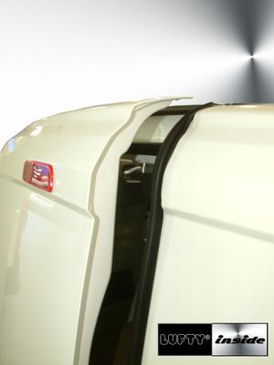 Lufty® - Citroen Nemo,  Peugeot Bipper, Fiat Fiorino III / Qubo – Bild 5