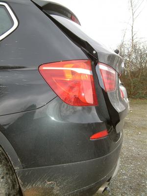 Lufty®Spezial - BMW X3 (F25) - Heckbelüftung – Bild 2