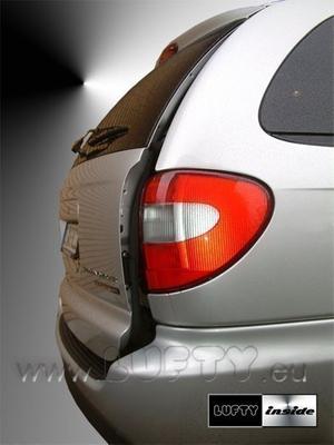 Lufty®Standard - Plymouth Grand Voyager  - Heckbelüftung – Bild 1