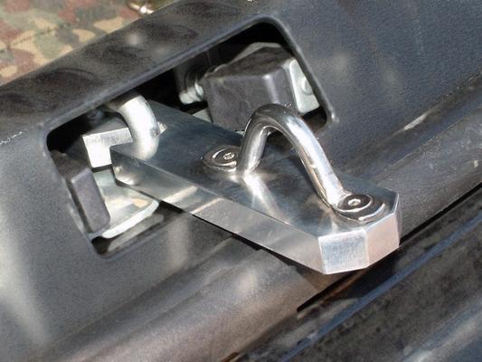 Lufty®Standard - VW Fox - Heckbelüftung – Bild 2