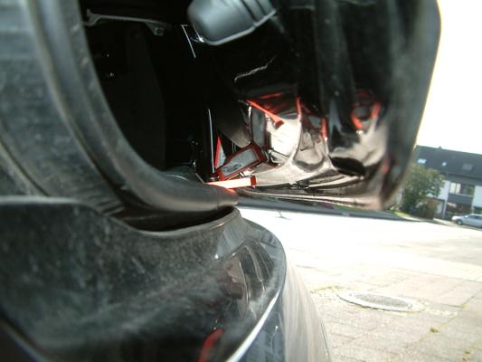 Lufty®Standard - VW Fox - Heckbelüftung – Bild 3