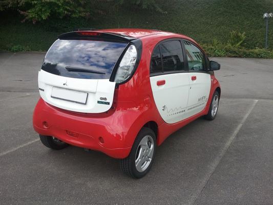 e-Lufty® - Mitsubishi - i-MiEV  – Bild 1