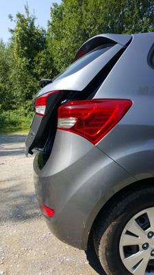 Lufty® -  Hyundai - IX20  – Bild 1