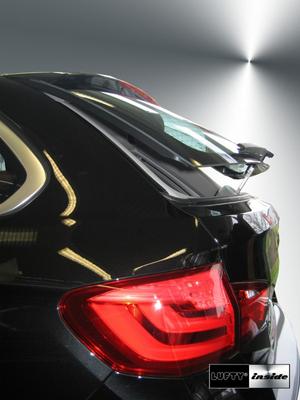 Lufty® - BMW 5er Touring Typ F11 - (Heckscheibe) – Bild 1