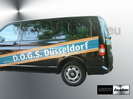 Lufty® - VW Multivan/Caravelle - T5 – Bild 3