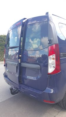 Lufty® - Dacia - Dokker – Bild 1
