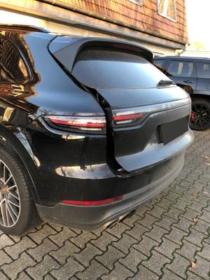 Lufty® - Porsche - Cayenne - ab 2017 – Bild 1