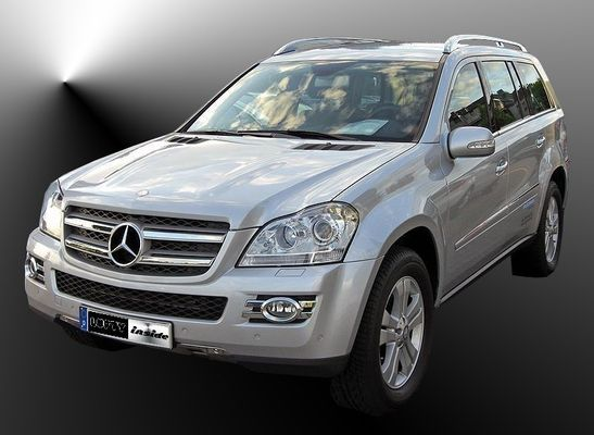 Lufty® - Mercedes Benz - GL  – Bild 5