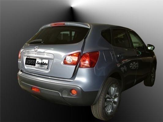 Lufty® - Nissan - Qashqai - Typ J10  – Bild 4