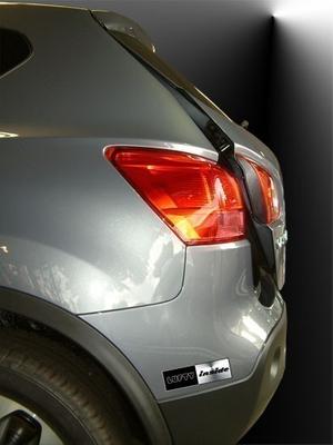Lufty® - Nissan - Qashqai - Typ J10  – Bild 1