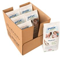 Purux Natron 6kg Natriumhydrogencarbonat Natriumbicarbonat Lebensmittelqualität Backsoda Basenbad – Bild 1