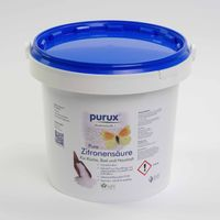 Zitronensäure 800 gr Lebensmittelqualität Restposten