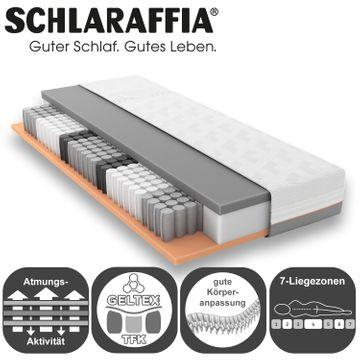 Schlaraffia GELTEX Quantum Touch 240 TFK Matratze 180x220 cm H3 Gelschaum – Bild 4