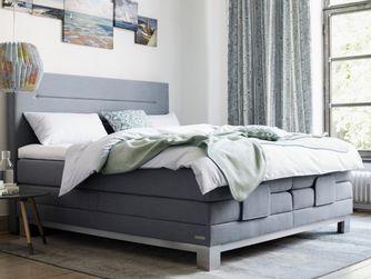 boxspringbett 200x200 cm schlaraffia markenschlaf. Black Bedroom Furniture Sets. Home Design Ideas