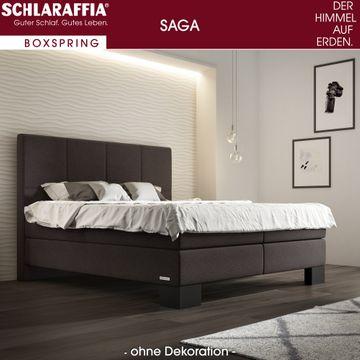 Schlaraffia Saga Box Cubic Boxspringbett 100x200 cm – Bild 5