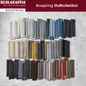 Schlaraffia Saga Box Cubic Boxspringbett 140x200 cm – Bild 10