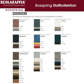 Schlaraffia Saga Box Cubic Boxspringbett 140x210 cm – Bild 12