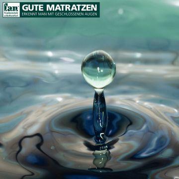 Climasan KS Kaltschaum Matratze f.a.n. 160x200 cm H2 – Bild 6