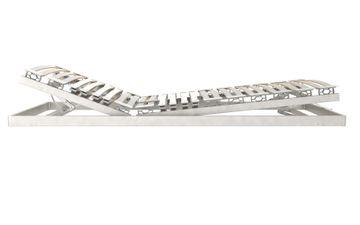 Schlaraffia Platin 28 Plus KF 120x220 cm verstellbare 5-Zonen GELTEX Unterfederung – Bild 2