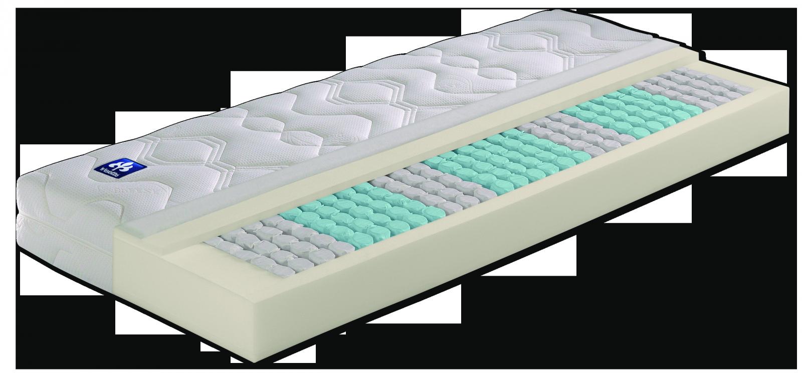 irisette lotus tfk tonnentaschenfederkern matratze badenia 140x200 cm h2 matratzen nach gr e. Black Bedroom Furniture Sets. Home Design Ideas