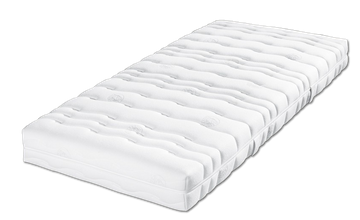 Schlaraffia Viva Plus Aqua Taschenfederkern Plus Matratze 90x200 cm H2 – Bild 1