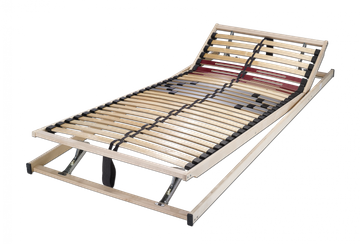 Schlaraffia Basic 28 KF verstellbarer 5-Zonen Lattenrost 120x200 cm