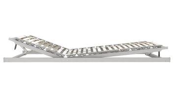 Schlaraffia Classic 28 Plus KF (NC-17) verstellbarer 5-Zonen Lattenrost 120x210 cm – Bild 2