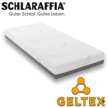 Schlaraffia GELTEX Quantum 200 TFK 140x200 cm H3 Taschen-Federkern mit Gelschaum