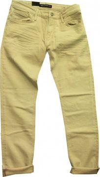 Mavi, Colordenim-Jeans, vintage sand, schmale Fussweite, Jake19746