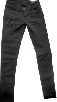 Blue Fire skinny Stretchjeans COLDBLACK innen thermoregulierend Alicia389