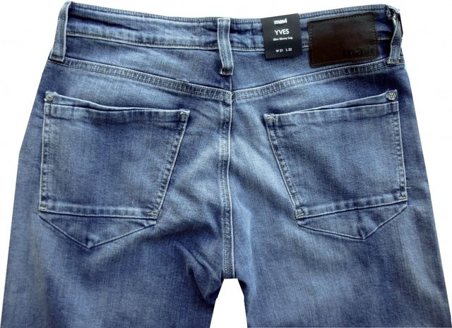... Mavi Krempeljeans light brushed urban exotic slim fit Yves00243
