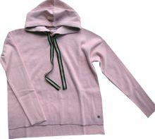 Rich&Royal  legerer Pullover pale pink Rippstrick Kapuze 1909-170