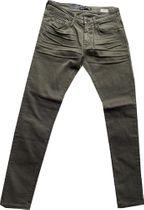 Mavi skinny Herrenjeans khaki washed Colordenim 5Pocket James 0042431828