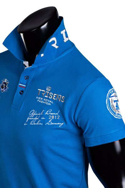 Trisens Herren Polo Shirt Slim Fit – Bild 9