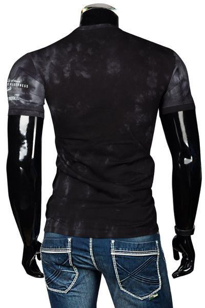 Herren Designer T-Shirt Poloshirt Slim Fit – Bild 24