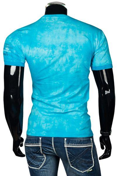 Herren Designer T-Shirt Poloshirt Slim Fit – Bild 19