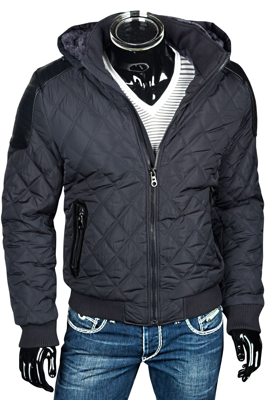 Warme stylische winterjacken