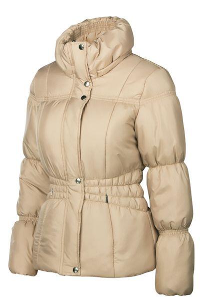 Damen Winterjacke Mit abnehmbarer Kapuze Steppjacke Übergangsjacke – Bild 14