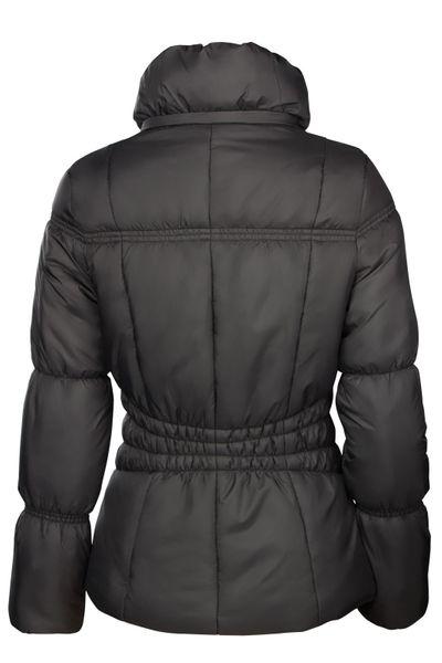 Damen Winterjacke Mit abnehmbarer Kapuze Steppjacke Übergangsjacke – Bild 6