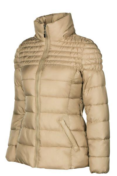Damen Winterjacke Mit abnehmbarer Kapuze Steppjacke Übergangsjacke – Bild 18