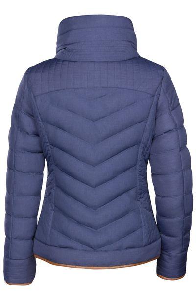 Damen Winterjacke Steppjacke Gefüttert Mit Kapuze Daunenoptik in den Größen S M L XL XXL – Bild 19