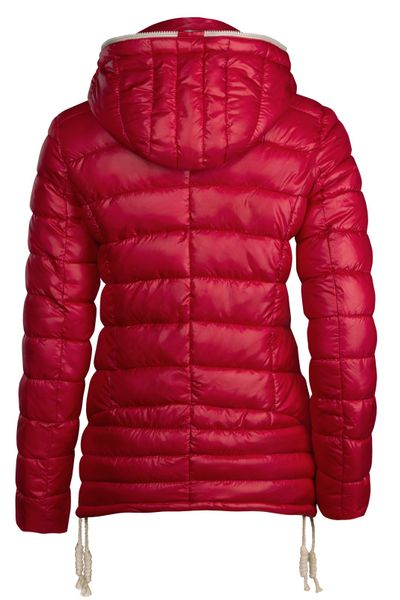 Damen Winter Stepp Jacke Ski Jacke Dauen Optik – Bild 11