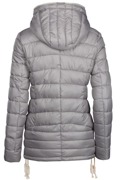 Damen Winter Stepp Jacke Ski Jacke Dauen Optik – Bild 21