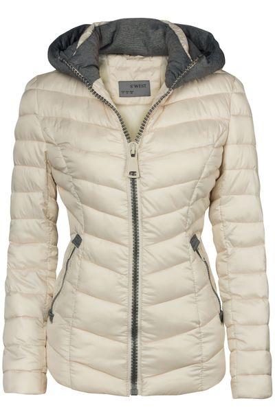 Damen Winter Stepp Jacke Übergangsjacke Herbstjacke – Bild 2