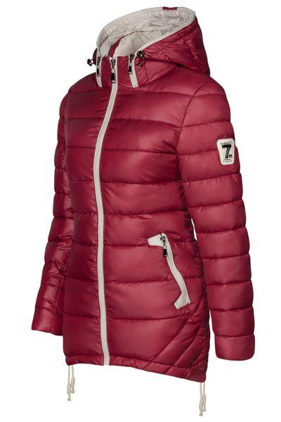 Damen Stepp Winter Mantel Übergangsmantel Lang Jacke Parka – Bild 24