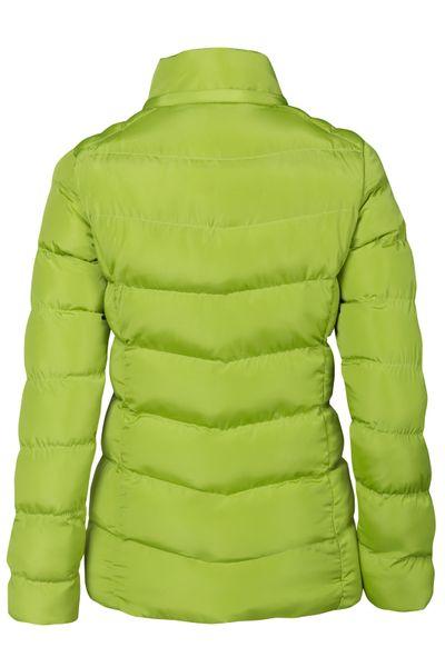 Damen Winter Jacke Gefüttert Stepp Daunen Kapuze Parka – Bild 10