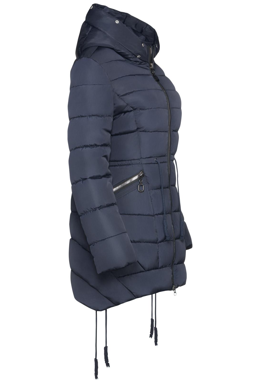 6158061a77f2 Trisens Damen Winter Parka Lang Fell Kapuze Damen Mode Mäntel