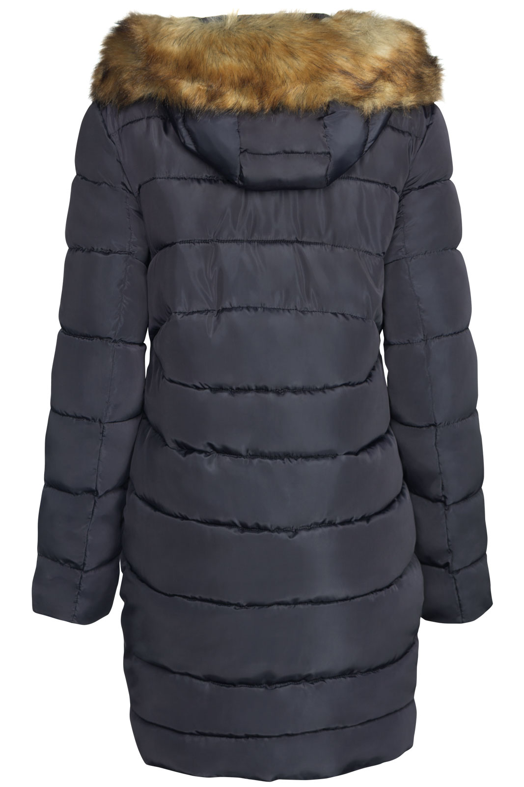 timeless design effc7 db7ee Trisens Damen Winter Parka Fell Kapuze Warm Gefüttert